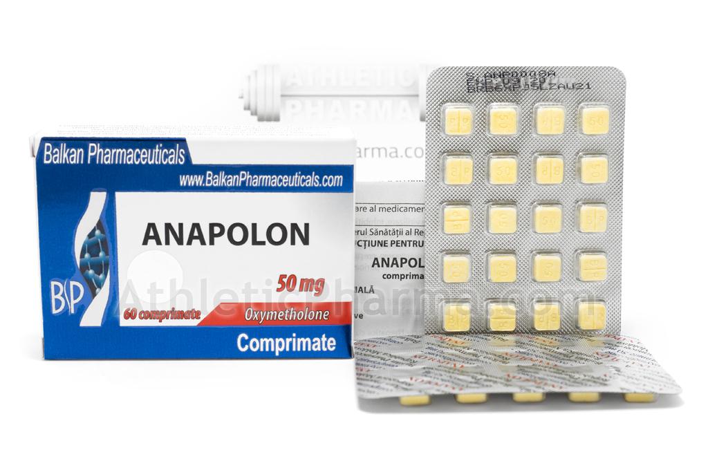 Препарат Анаполон (оксиметолон)